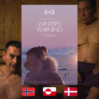 Winter's Yearning, dir. Sidse Torstholm Larsen Sturla Pilskog, movie poster