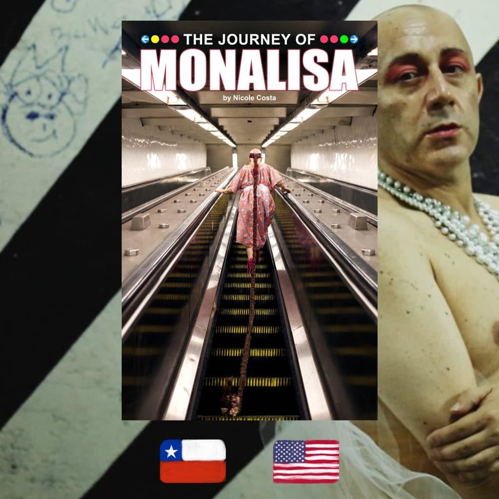 The Journey of Monalisa, Nicole Costa, movie poster