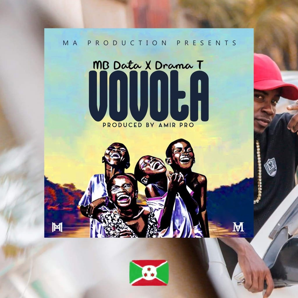 MB Data — Vovota feat. Drama T