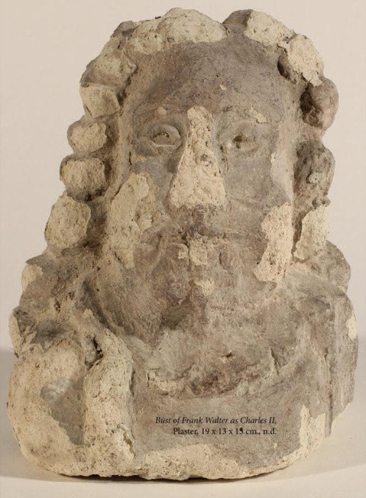 Frank Walter, Outsider Art, sculpture