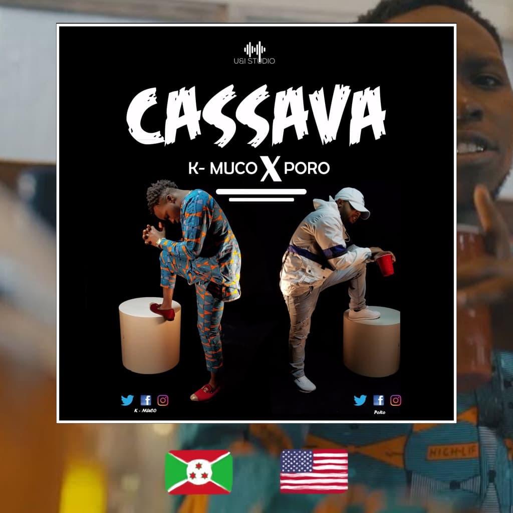 K Muco, Cassava, feat. Poro, album cover
