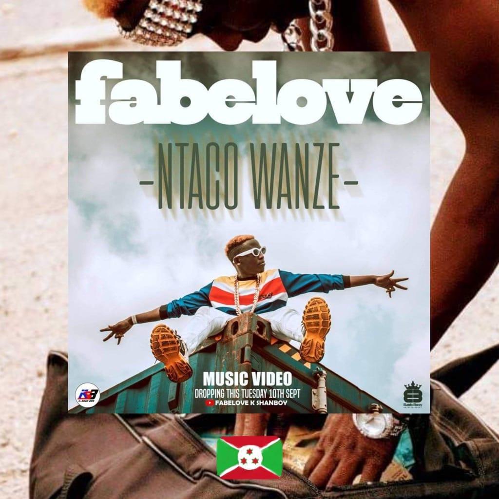 Fabelove, Ntaco Wanze, album cover