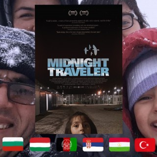 One Family's Clandestine Perspective of the Contemporary Global Refugee Crisis in 'Midnight Traveler', dir. Hassan Fazili, 2019