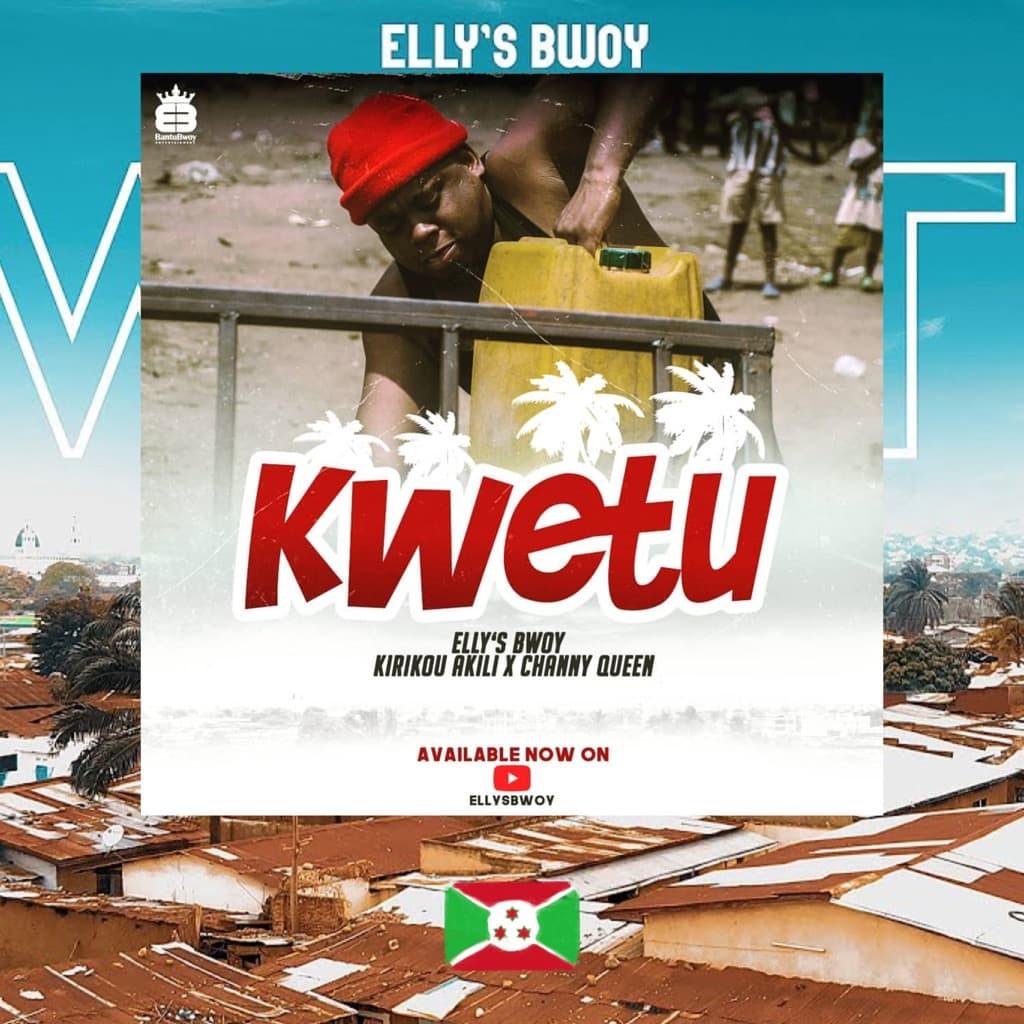 Elly's Bwoy, Kwetu, album cover