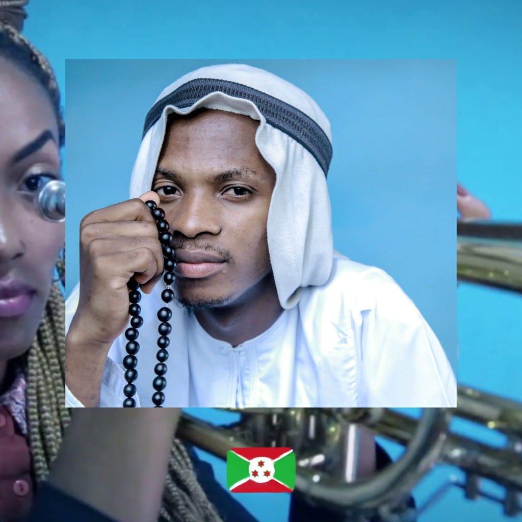 Prince Mshindi, Niko Biri, album cover