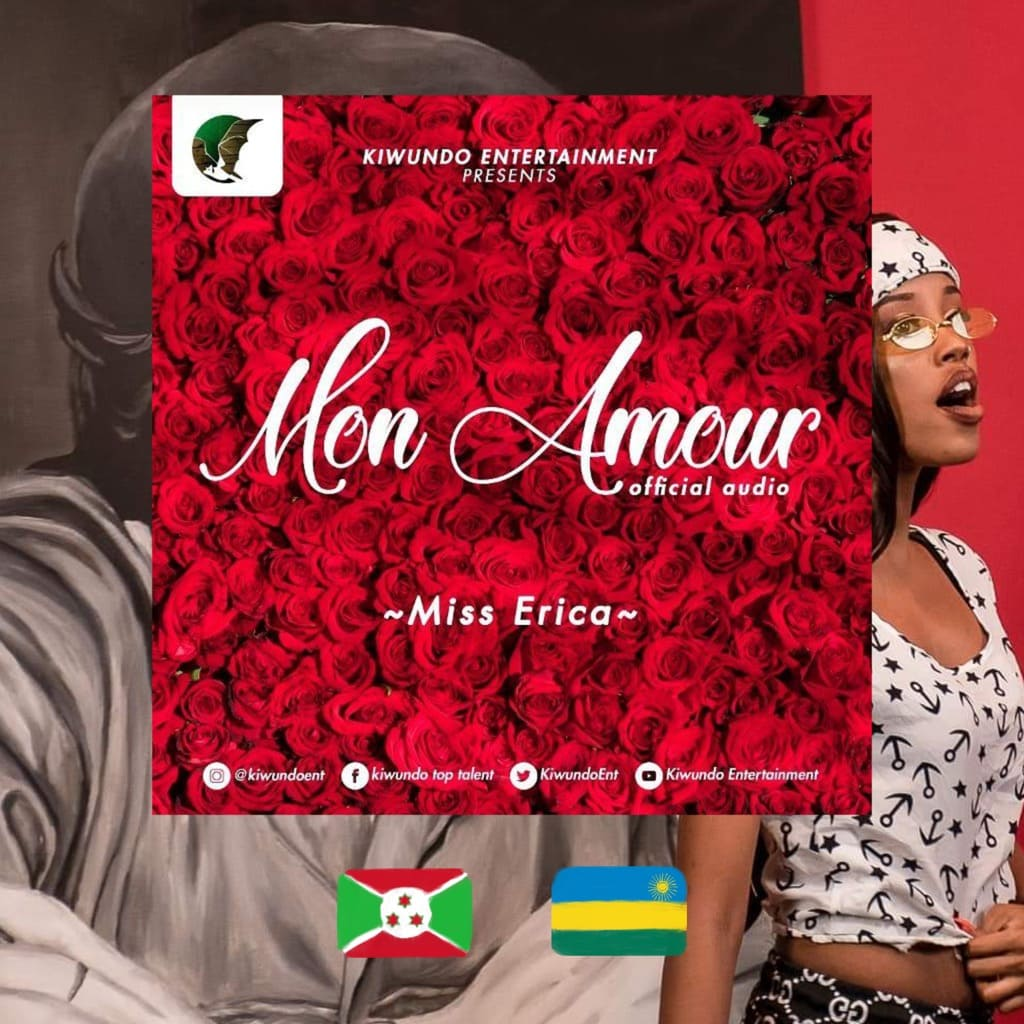 Miss Erica, Mon Amour, album cover