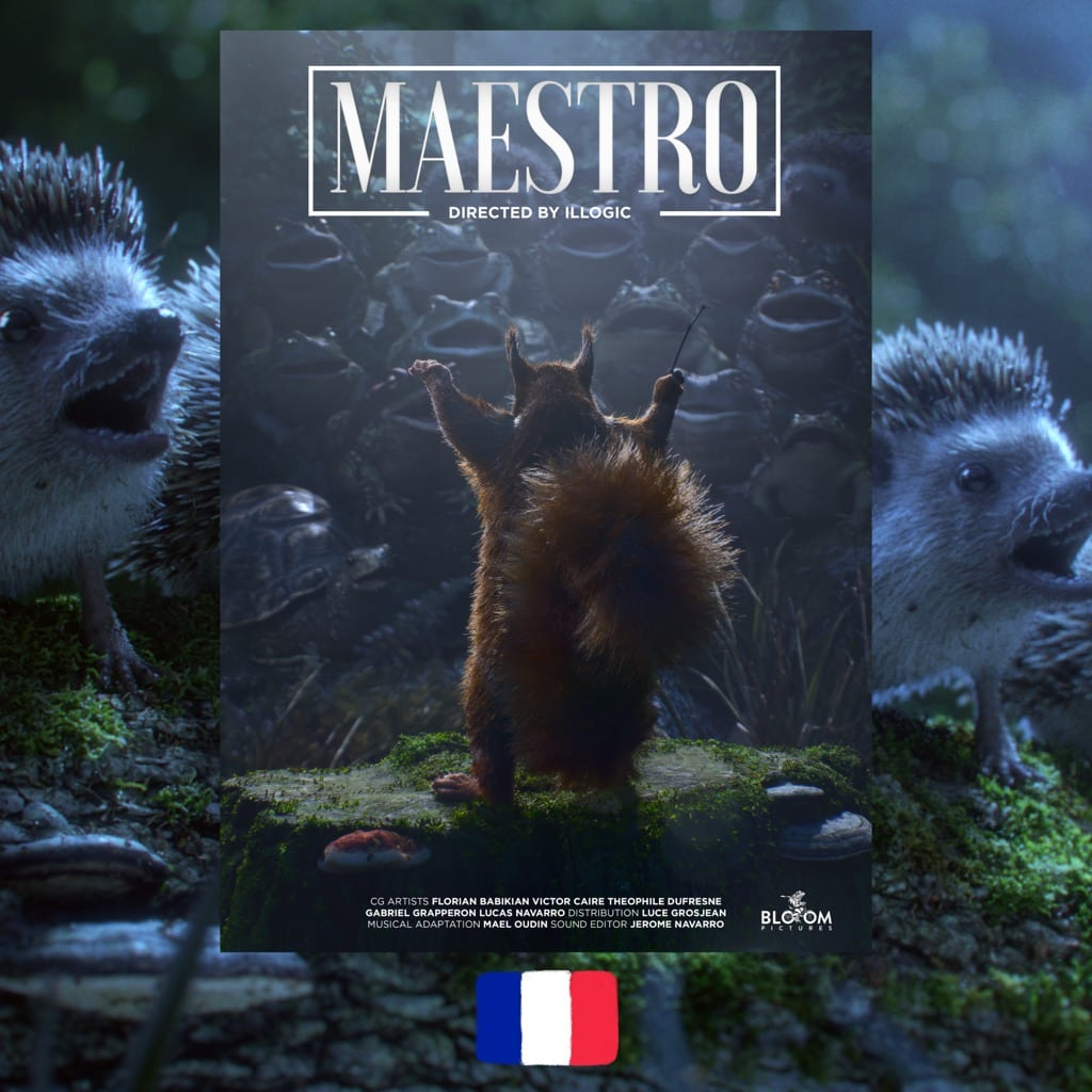Maestro, Illogic, movie poster
