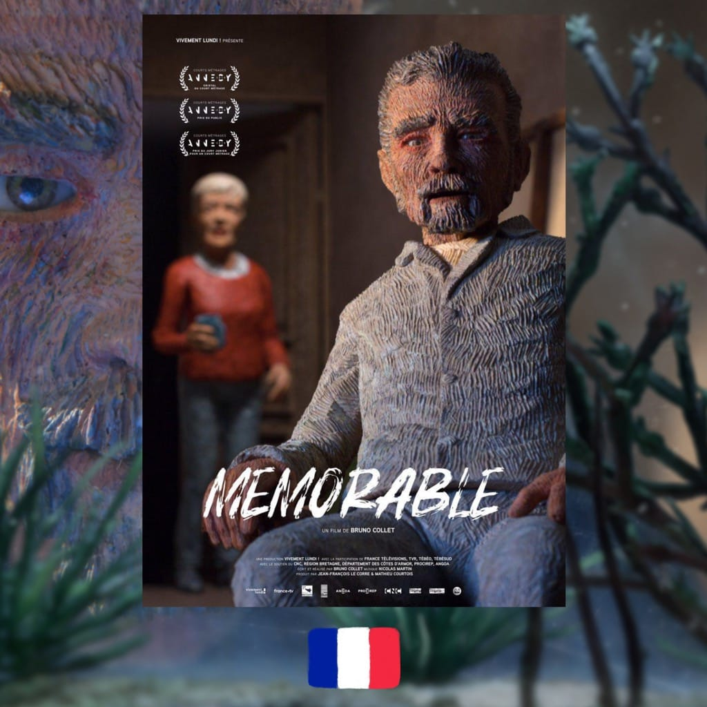 Mémorable, Bruno Collet, movie poster