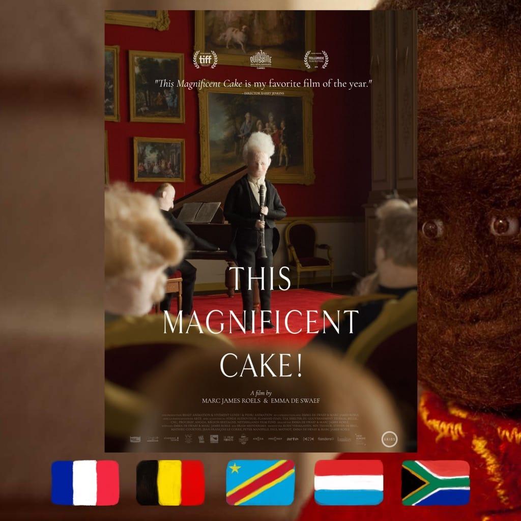 This Magnificent Cake!, Emma De Swaef, Marc James Roels, movie review