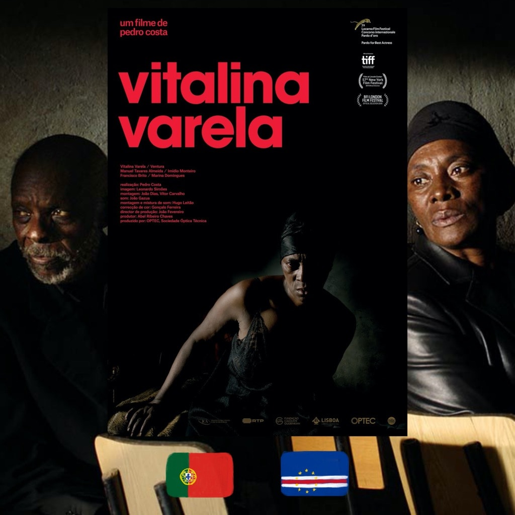 Vitalina Varela, Pedro Costa, movie poster