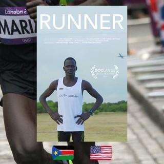 Runner, Bill Gallagher, Guor Mading Maker, movie poster