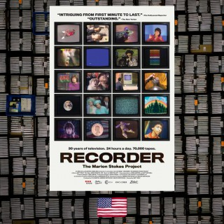 Recorder, The Marion Stokes Projec, movie poster
