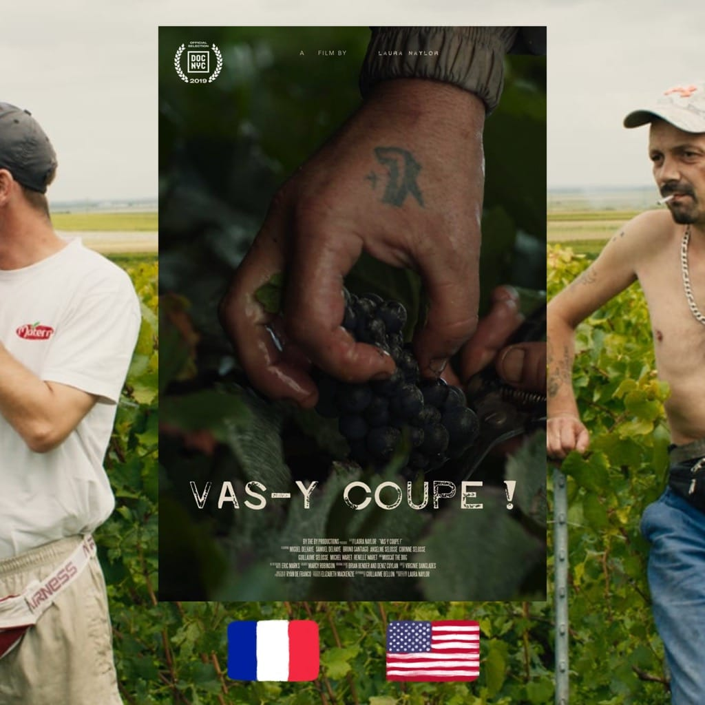 Vas-y Coupe!, Laura Naylor, movie review