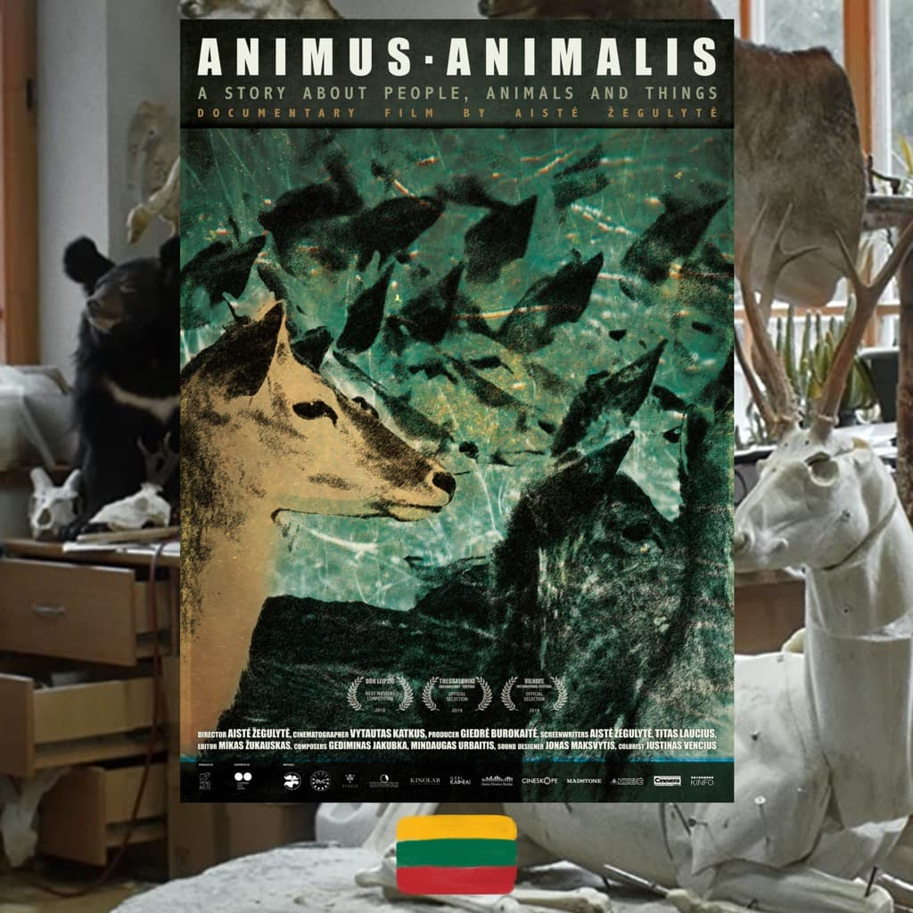 Animus Animalis, Aiste Zegulyte, movie poster
