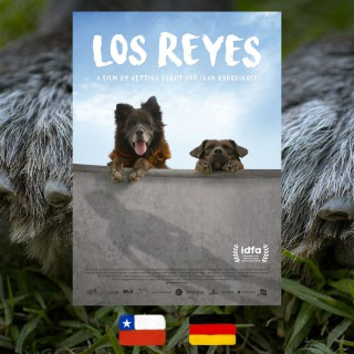 Los Reyes, movie poster, Iván Osnovikoff, Bettina Perut