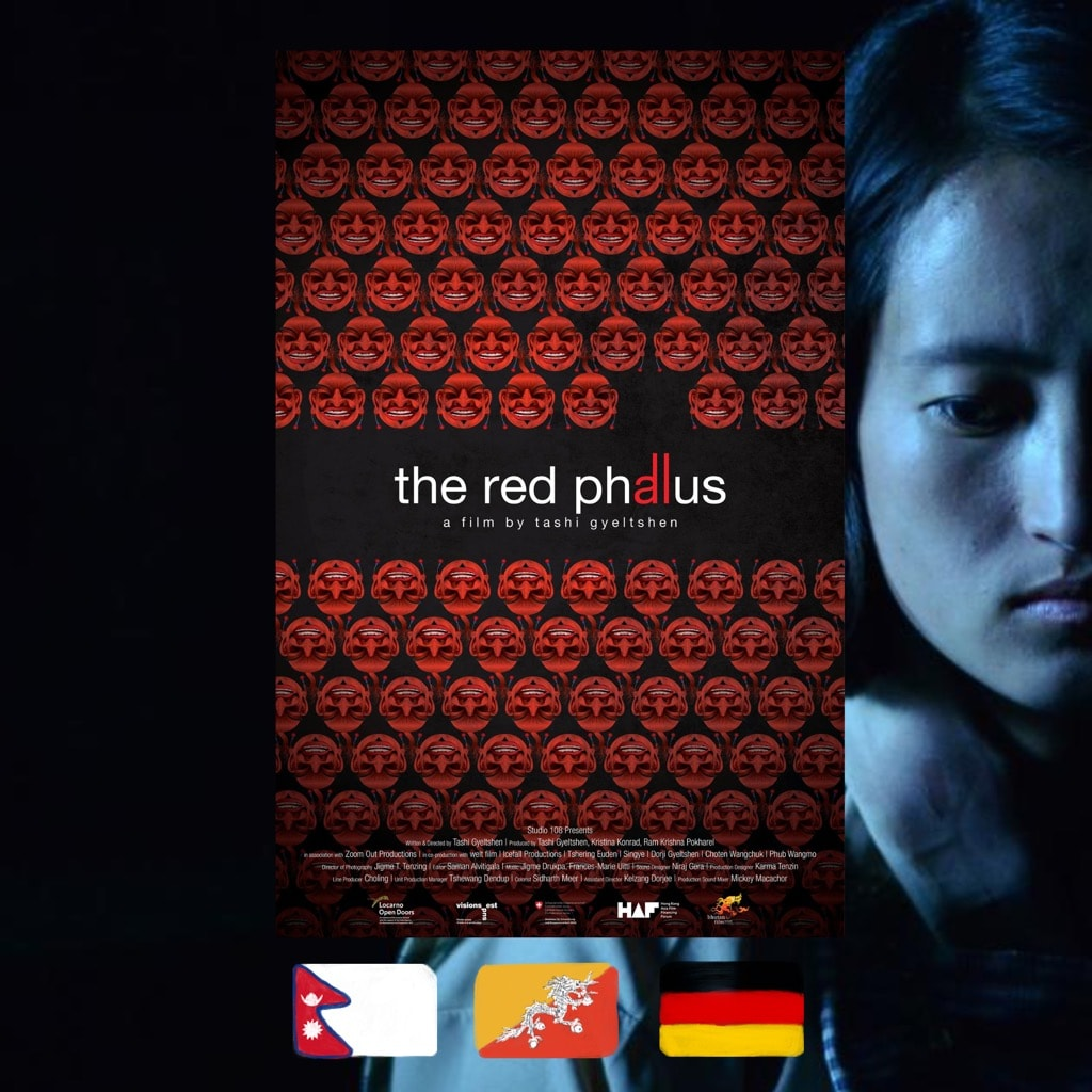 The Red Phallus, movie poster
