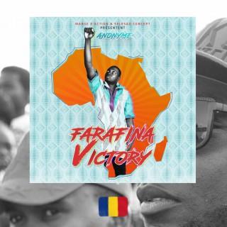 Anonyme, Farafina Victory, album cover
