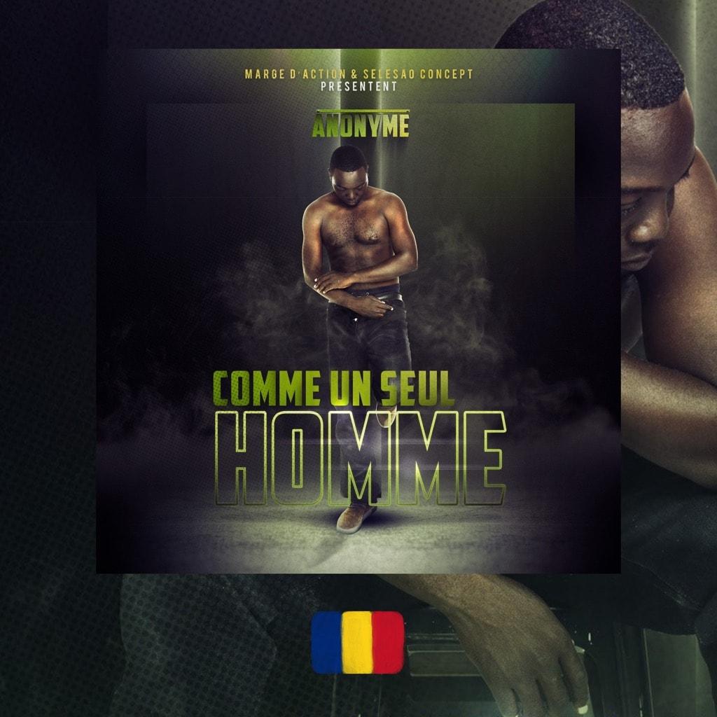 Anonyme, Comme un Seul Homme, album cover