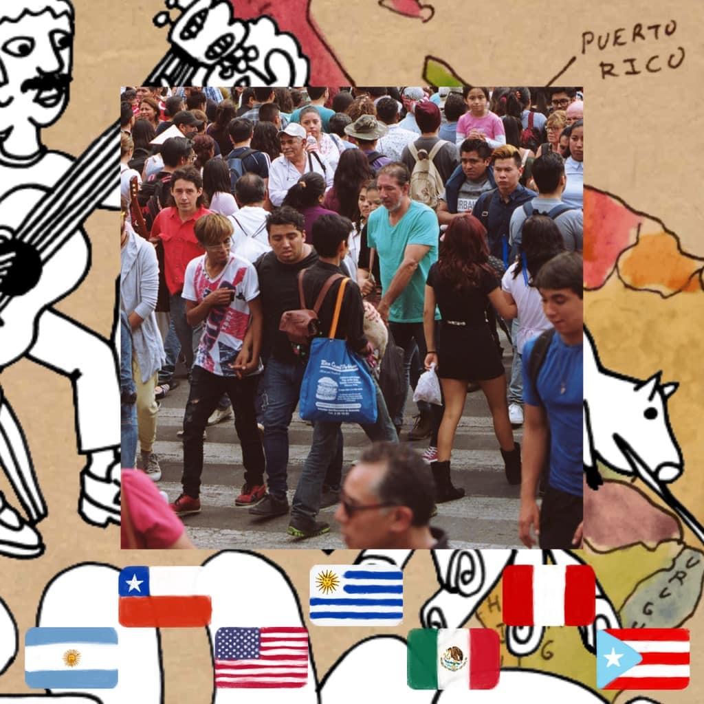Juan Wauters, La Onda de Juan Pablo, album cover