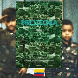 Mute Fire, Federico Atehortúa Arteaga, movie poster