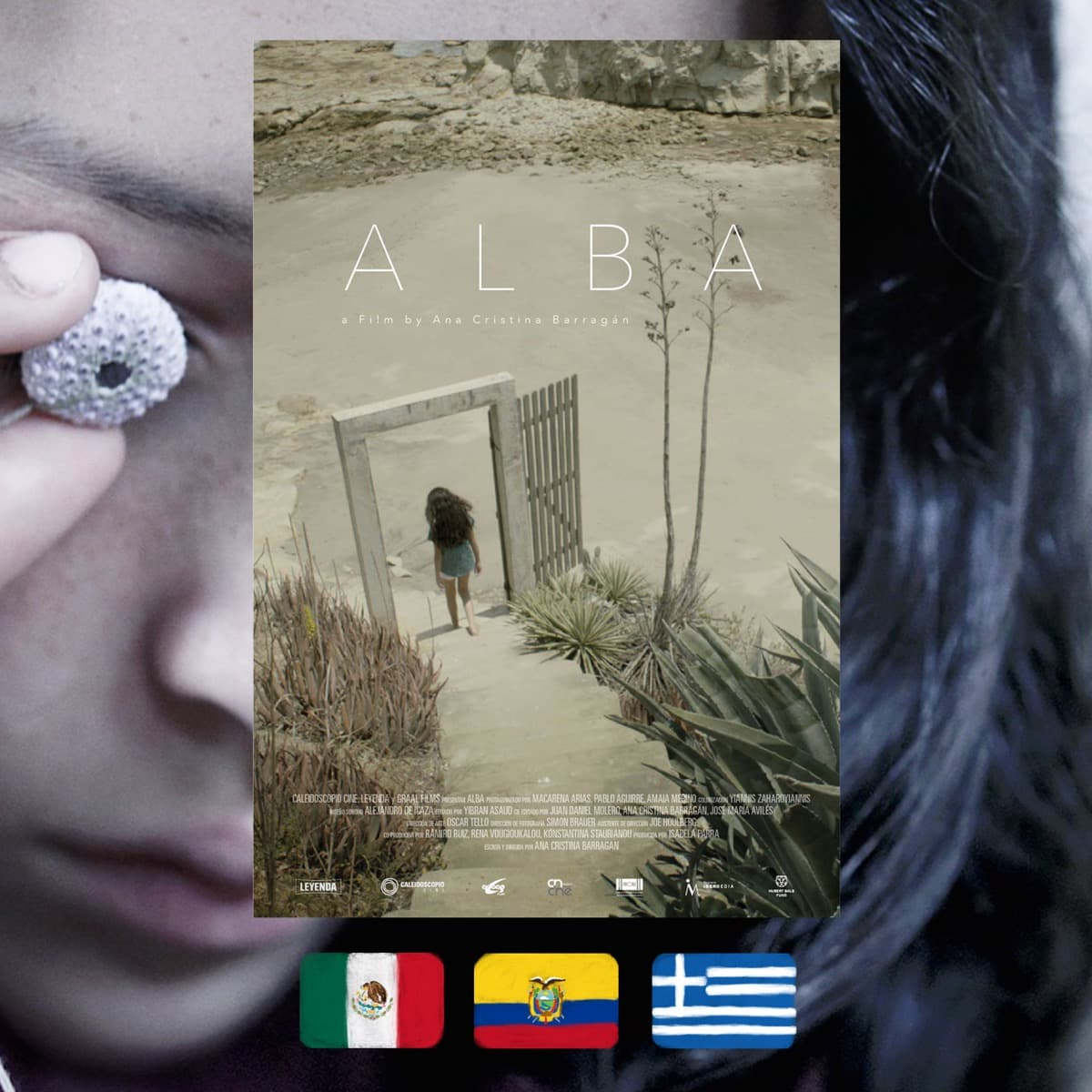 Alba, Ana Cristina Barragán, movie poster