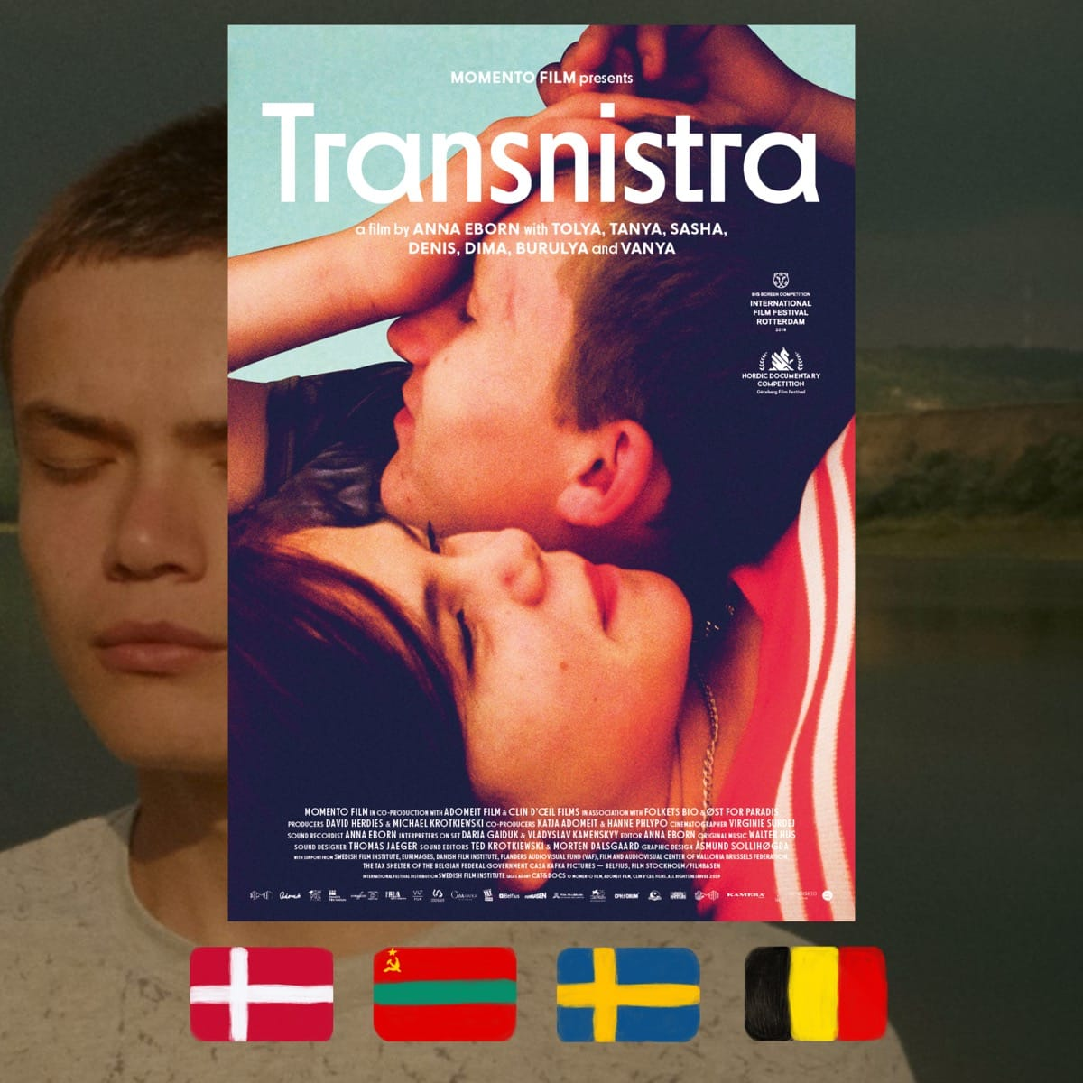 Transnistra, Anna Eborn, movie poster