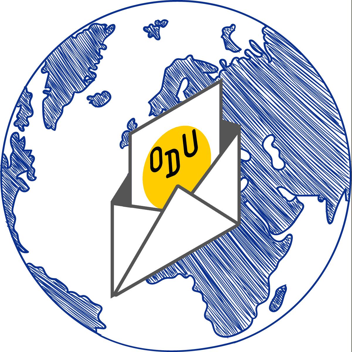 Supamodu message globe