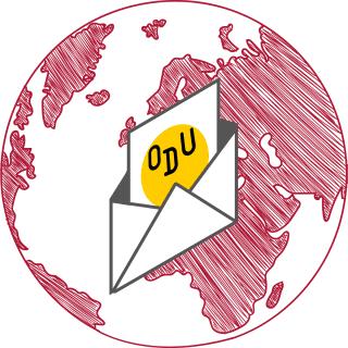 Supamodu email globe