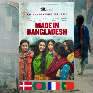 Made in Bangladesh, Rubaiyat Hossain, movie poster