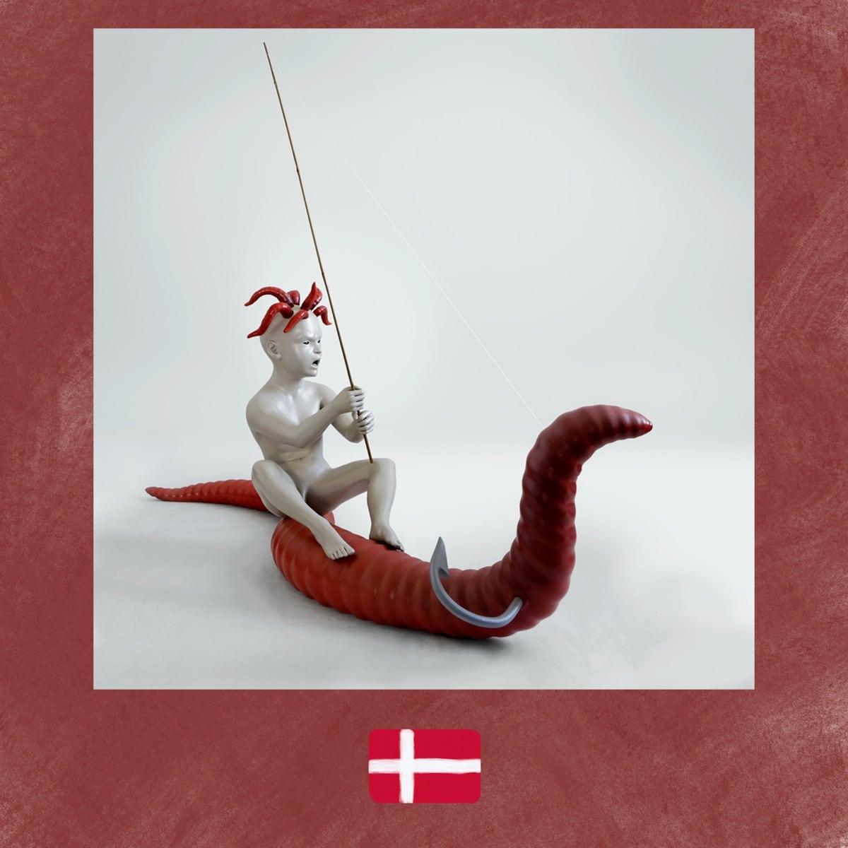 Ole Tersløse, digital art, denmark