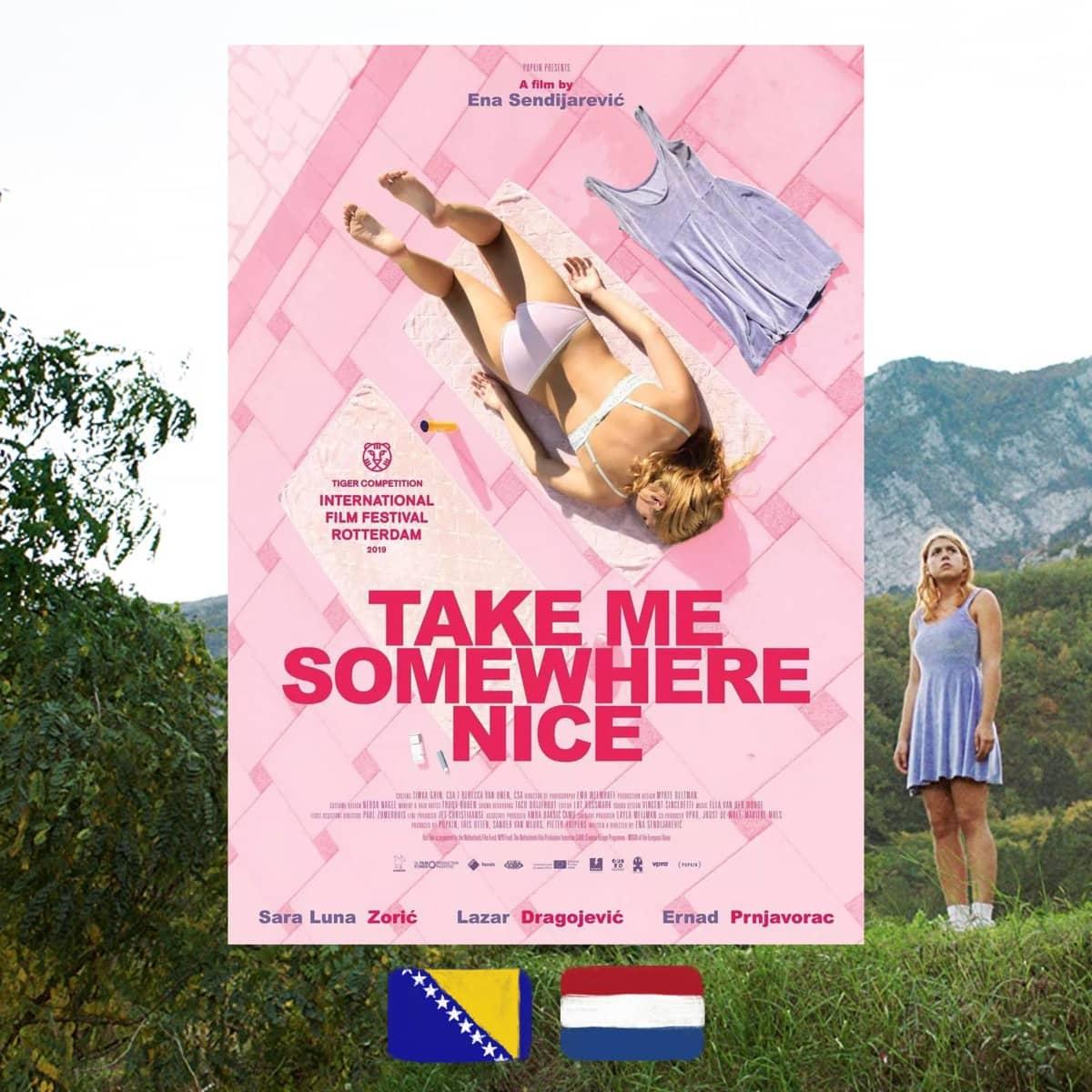 Take Me Somewhere Nice, Ena Sendijarević