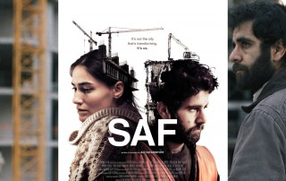 Saf, Ali Vatansever, movie poster