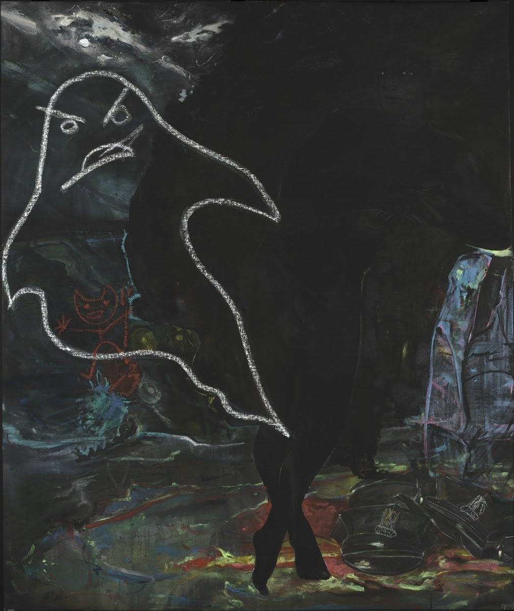 Cy Gavin, painting, art, bermuda artist