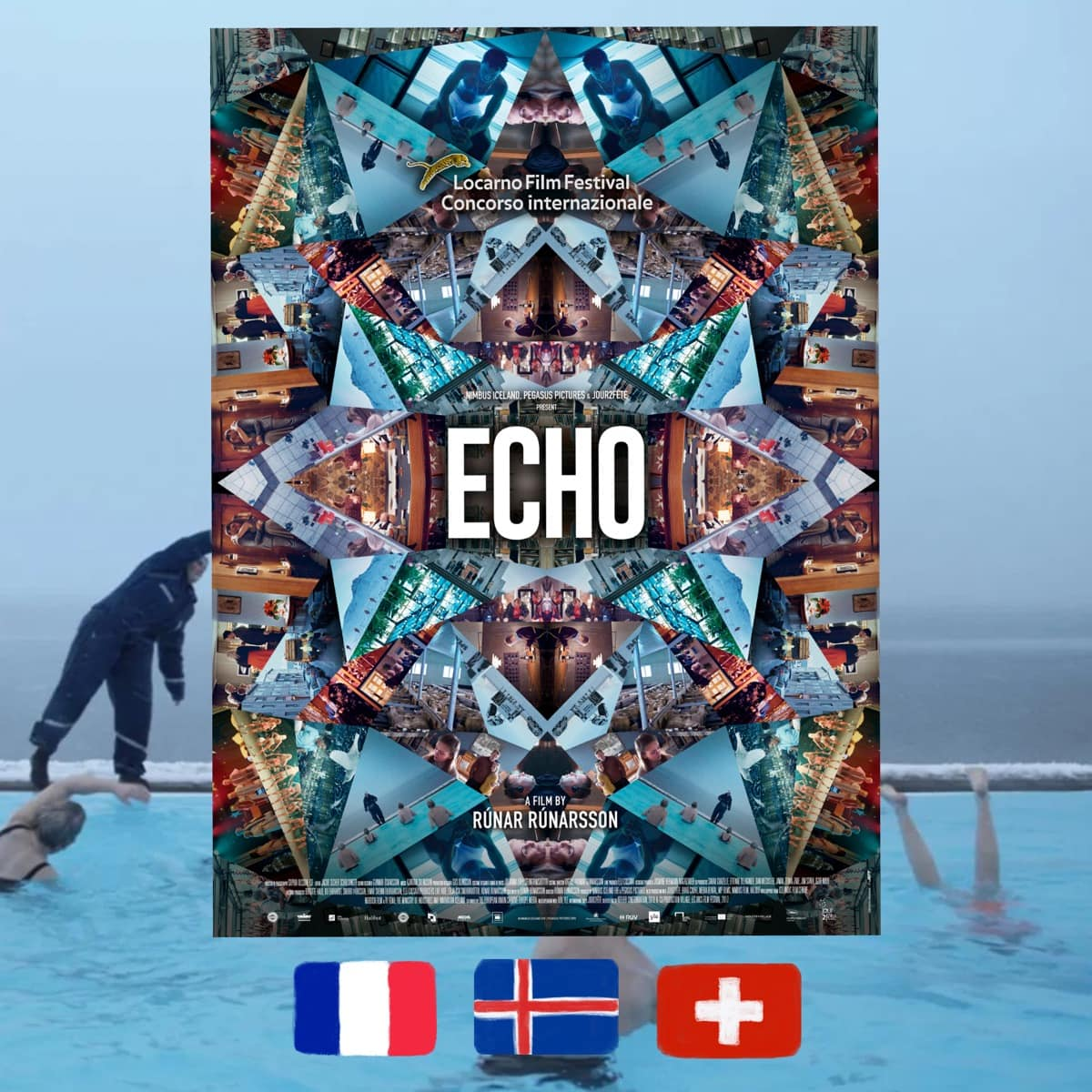 Echo, Rúnar Rúnarsson, movie poster