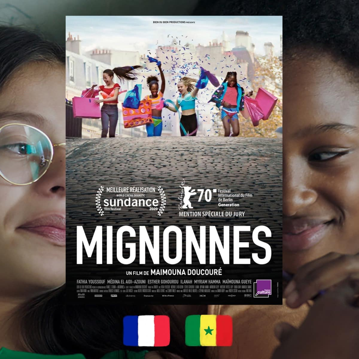 Cuties, Maïmouna Doucouré, movie review