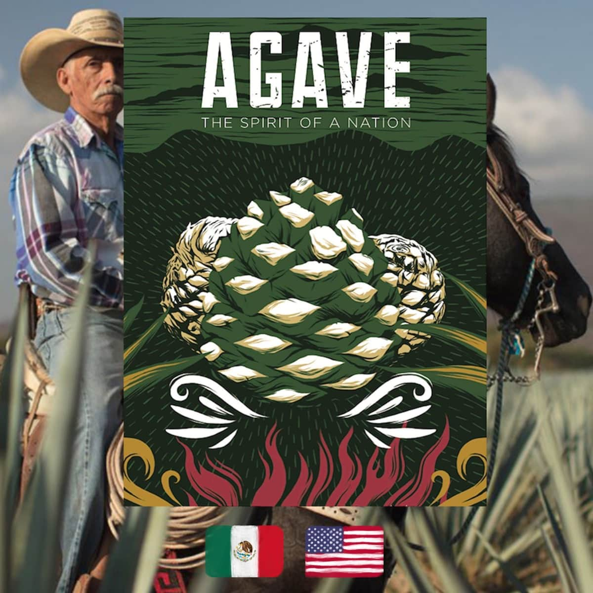 Agave: The Spirit of a Nation, Nick Kovacic, Matthew Riggieri, film review