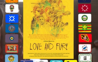 Love and Fury, Sterlin Harjo, movie poster