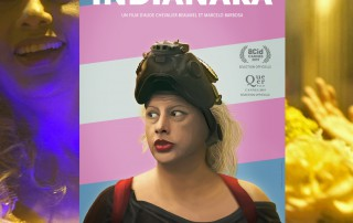 Indianara, Marcelo Barbosa, Aude Chevalier-Beaumel, Film poster