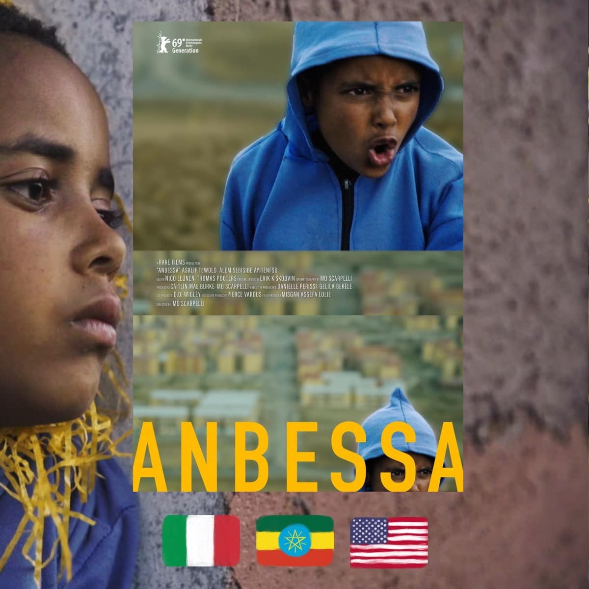 Anbessa, Mo Scarpelli, movie, review