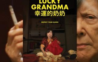 Lucky Grandma, Sasie Sealy, movie review